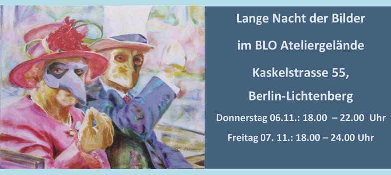 Ausstellung: 7. Lange Nacht der Bilder 2014