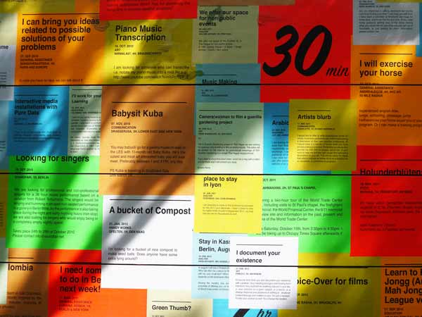 documenta13-plakat-installation