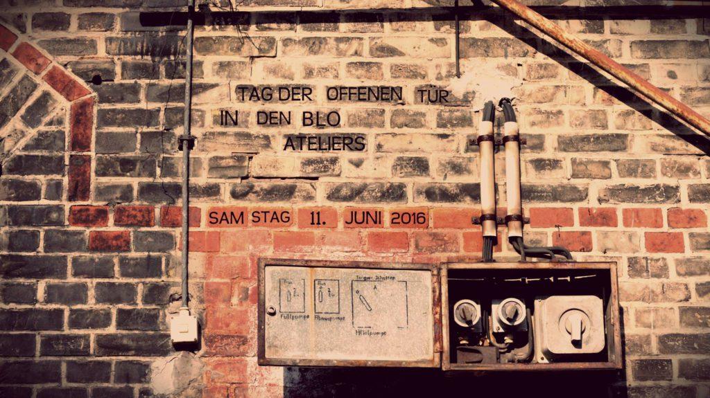 Offene Türen zur Kunst – TdoT13 in den BLO-Ateliers