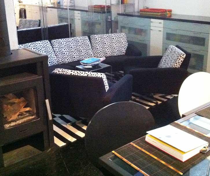 artisthouse bern: gemeinschaftsraum   common living room