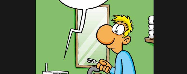 Caricatura 7 Plakat
