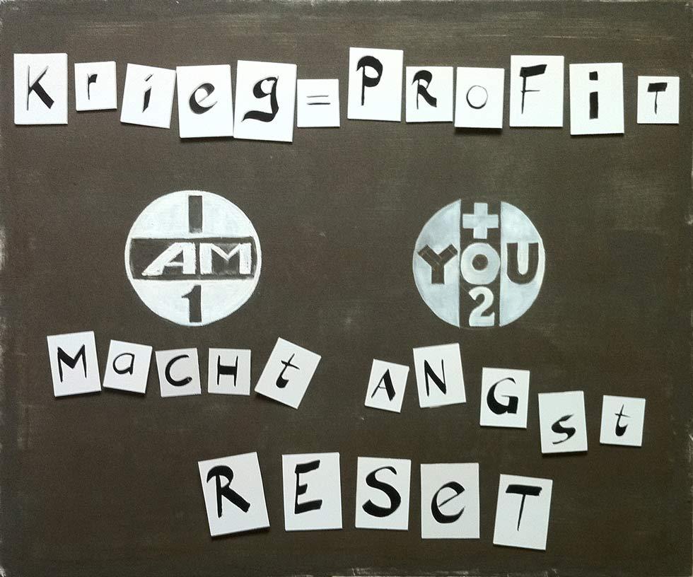RESET: Interactive Wordart by cornelia es said