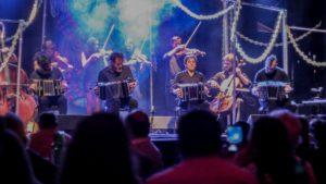 Tango Orchestra Ciudad Baigon im Supamolly