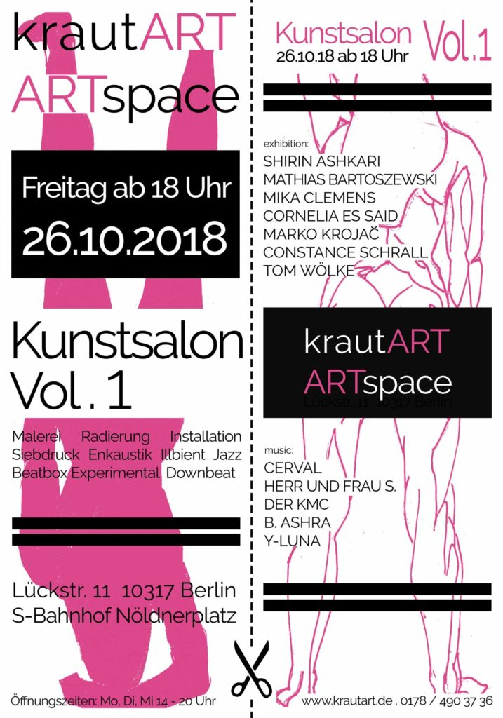 krautART presents Kunstsalon Vol. 1