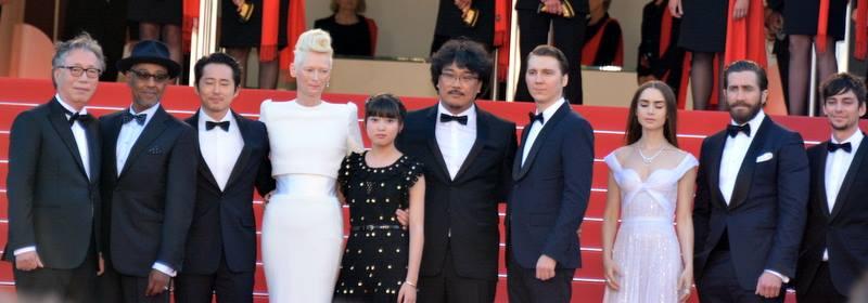 Okja Premiere in Cannes 2017. Foto von Georges Biard