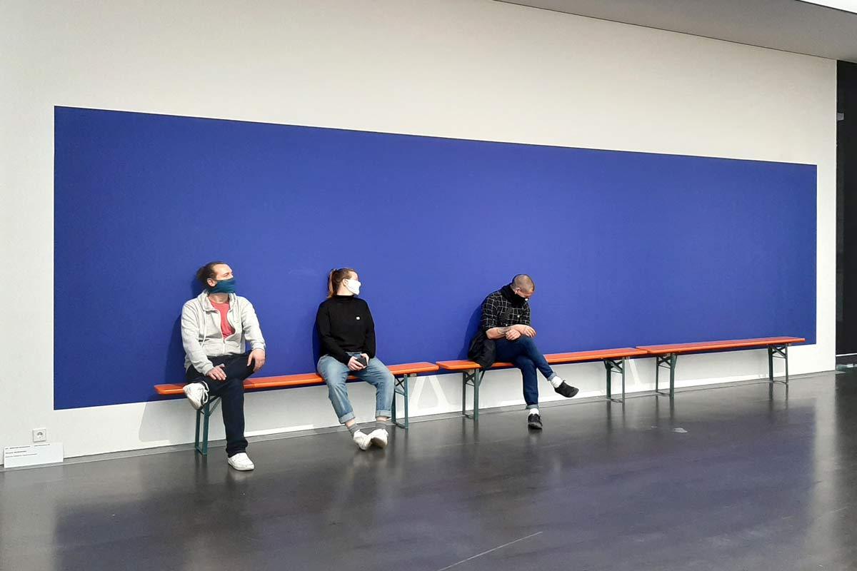 Sophie Innmann CHAPEL 2016-2020, Kunstmuseum Stuttgart